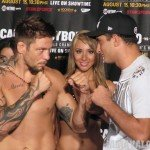 Sobral Mousasi 150x150 Strikeforce: Carano vs. Cyborg Weigh ins