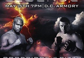 WASHINGTON COMBAT PRESENTS BATTLE OF THE LEGENDS