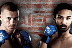 MMA Betting Futures: Benson Henderson