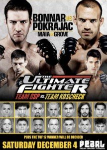 the ultimate fighter 12 finale poster 215x300 Ultimate Fighter 12 Finale Breakdown