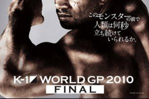 Alistair Overeem Wins 2010 K1 Grand Prix Finals