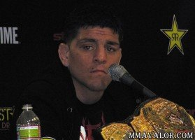 UFC 158: The Question Marks Surrounding Nick Diaz