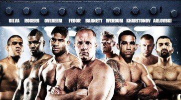 Strikeforce Grand Prix Cast
