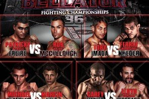 Bellator 36 Lightweight Tournament Preview