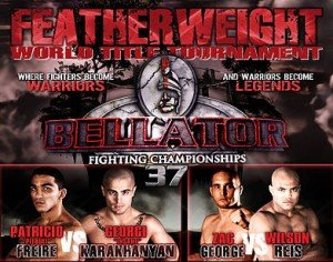 Bellator 37a 300x236 Bellator 37 Fight Card and Predictions