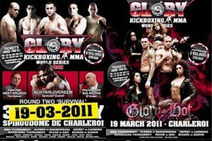 "United Glory Kickboxing/MMA World Series 2010-2011 Round Two ""Survival"" Results"
