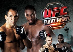 UFN 24 Nogueira vs. Davis Quick Results