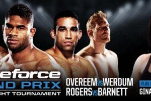 Strikeforce Heavyweight Grand Prix Finally Returns on June 18