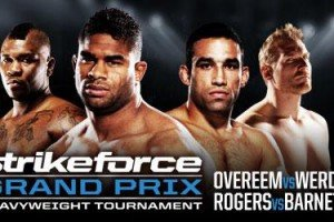 Strikeforce: Overeem vs. Werdum brings closer to the Grand Prix Quarterfinal Round