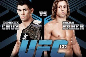 UFC 132: Cruz vs. Faber Results and Bonuses