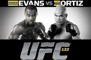 UFC 133: Evans vs. Ortiz Predictions