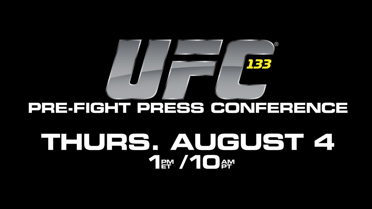 UFC133 PC