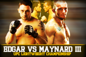 UFC 136: Edgar vs. Maynard 3 Bold Predictions