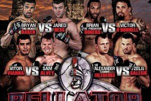 Bellator 50 Results: Four Middleweights move on