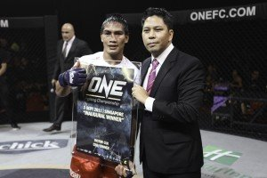 Press Release: Filipino Fighters Rule The Roost at ONE Fighting Championship