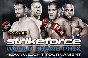 Strikeforce Heavyweight Grand Prix Semifinals: Barnett vs. Kharitonov Main card Recap