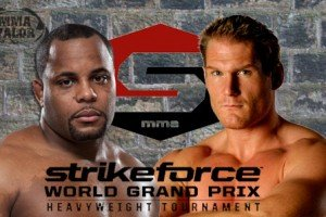 Daniel Cormier and Josh Barnett to meet in the Heavyweight Grand Prix Finals