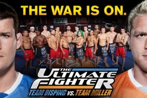TUF 14 Episode 9 Recap: Bisping Falls down & goes Boom