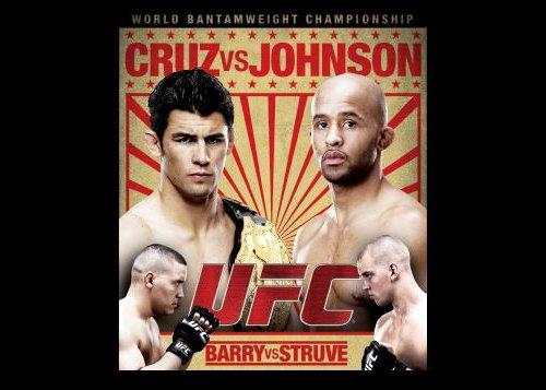 UFC Live 6 poster