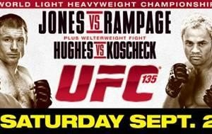 The Betting Corner: UFC 135 Jones vs. Rampage