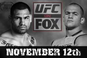 UFC on FOX to Roll out the Red Carpet for Cain vs. Dos Santos