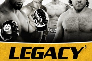 Legacy FC 8: Spratt vs. Patino Results