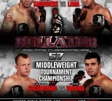 Shlemenko and Lima win at Bellator 57