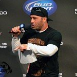 UFC 139 Joe Rogan