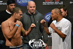 UFC 139: Shogun vs. Henderson Weigh in Pictures