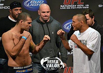 UFC 139 Mauricio Rua vs Dan Henderson