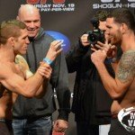UFC 139 Tom Lawlor vs Chris Weidman