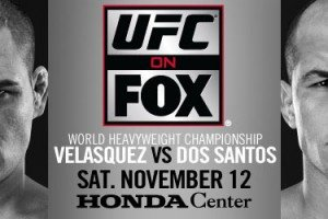 The Betting corner: UFC on FOX 1