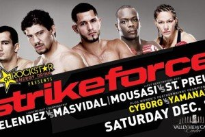 Strikeforce: Melendez vs. Masvidal Recap and Results