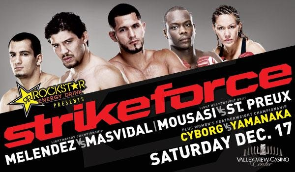 Strikeforce 12-17