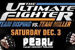 Ultimate Fighter 14 Finale Weigh-in Results