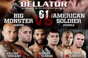 Bellator Heavyweight Tournament Final Set for March 16th in Louisiana