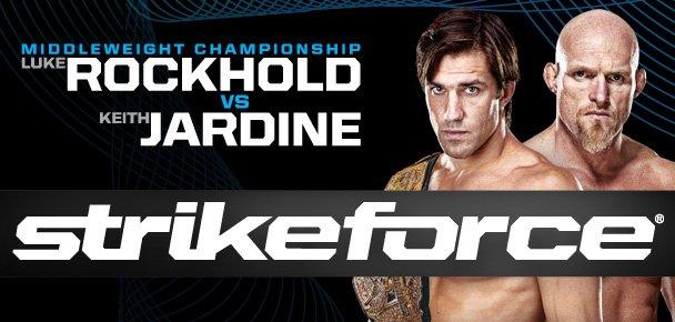 StrikeforceRockhold vs Jardine