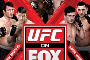 UFC on FOX: Evans vs. Davis Live Results & Analysis