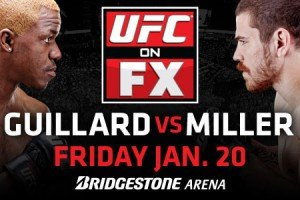 UFC on FX 1 Bold Predictions