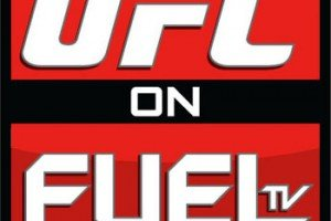 UFC on Fuel TV: Sanchez vs. Ellenberger Main Card stare down Photos