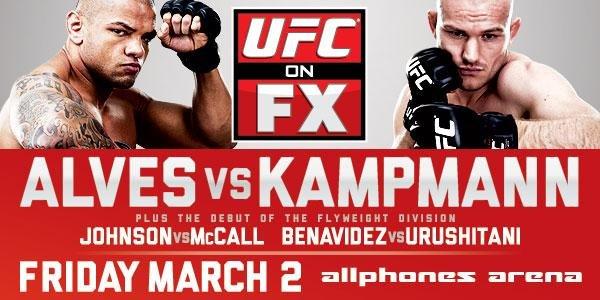 UFC on FX 2