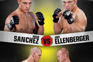 The UFC on Fuel TV: Sanchez vs. Ellenberger Betting Corner