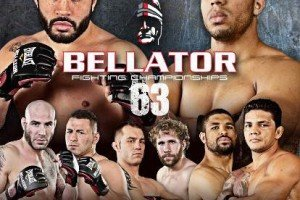 Bellator 63 Quick Results