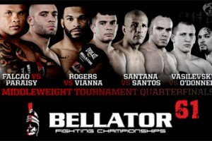 Bellator 61 Live Results