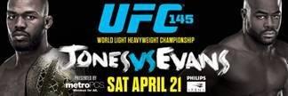 UFC 145 thin