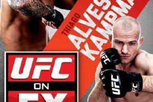 UFC on FX: Alves vs. Kampmann Bold Predictions