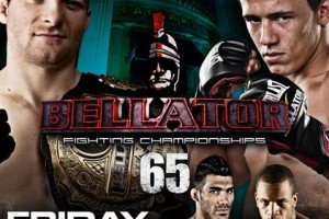 Bellator 65 Main Card offers a little something for everyone