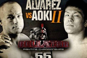 All Fighters make weight for Bellator 66