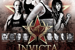 Invicta FC 1: Coenen vs Ruyssen Quick Picks