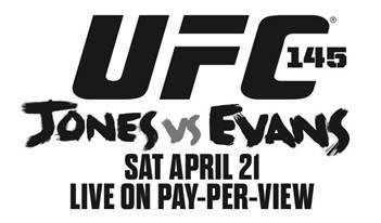 UFC 145 plain